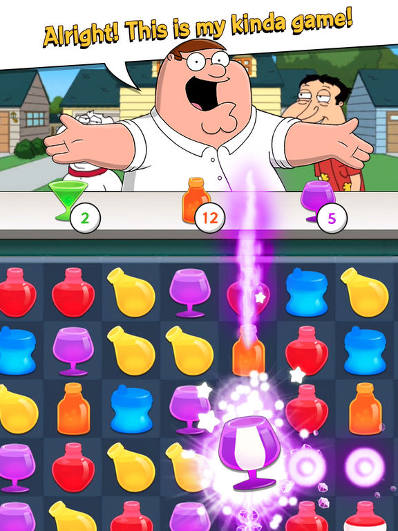 Family Guy Freakin Mobile Game screenshot 6