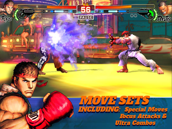 Street Fighter IV CE screenshot 6