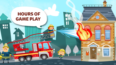 Little Fire Station For Kids screenshot 4