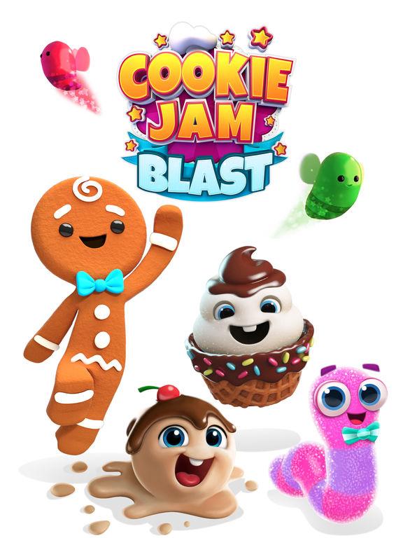 Cookie Jam Blast™ Match 3 Game screenshot 10