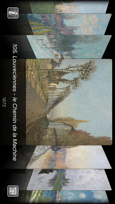 Sisley, the Impressionist screenshot 4