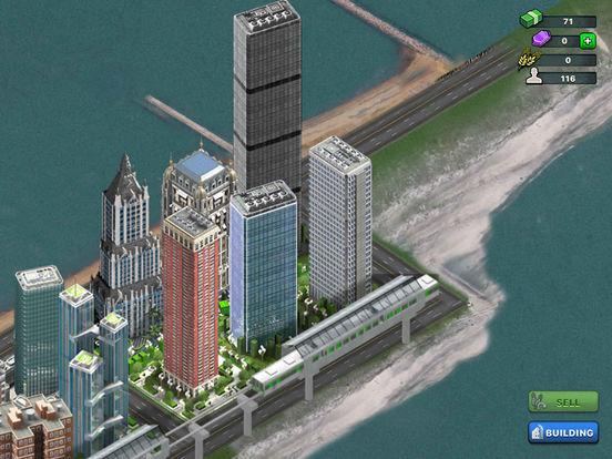 Monorail City™ screenshot 7