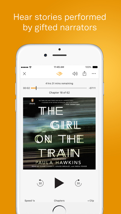 how to access audiobooks on iphone audible audio books original series amp podcasts on the 18536