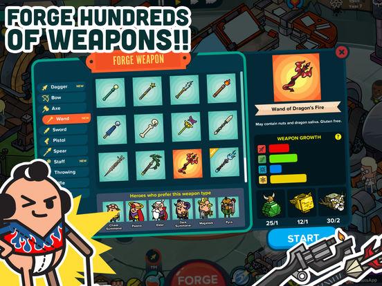 Holy Potatoes! A Weapon Shop?! for iPad screenshot 1