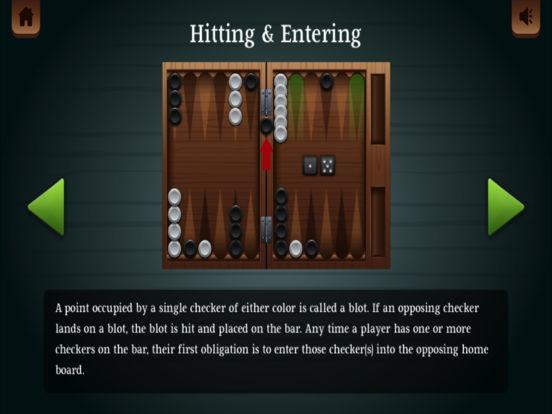 Backgammon ® screenshot 9