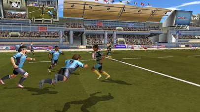 Rugby: Hard Runner screenshot 4