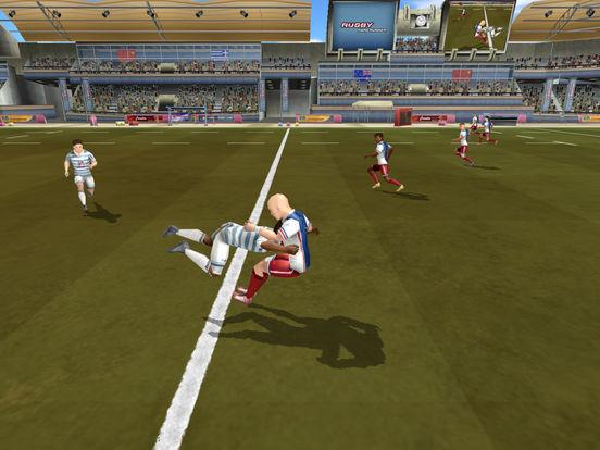 Rugby: Hard Runner screenshot 7