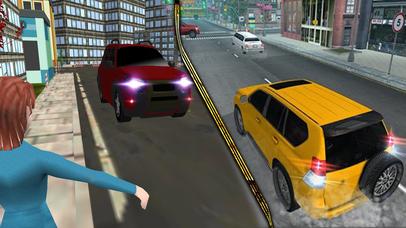 City Prado Car Driving with Racing Games screenshot 2