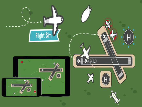 Flight Sim ® screenshot 4