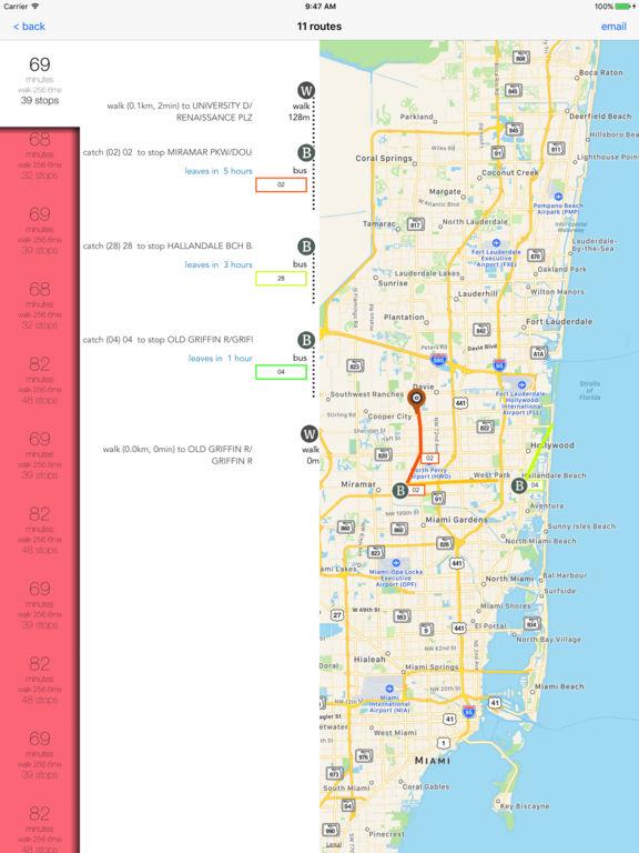 Flanders Transport Guide screenshot 5