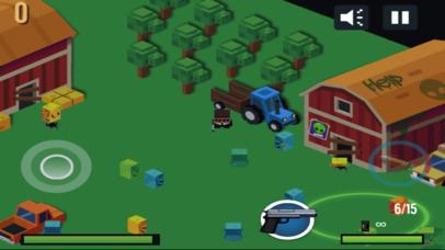 Alien Town screenshot 2