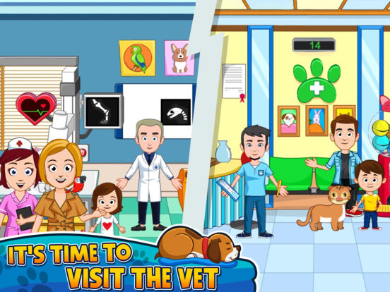My Town : Pets screenshot 7