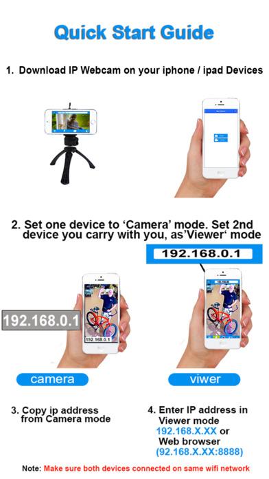 IP Webcam Home Security Surviliance Wifi Camera screenshot 5
