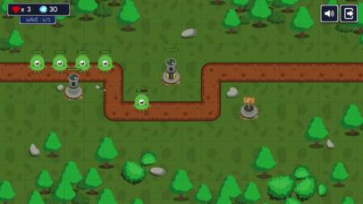 Monster Rush: Tower Guard screenshot 2