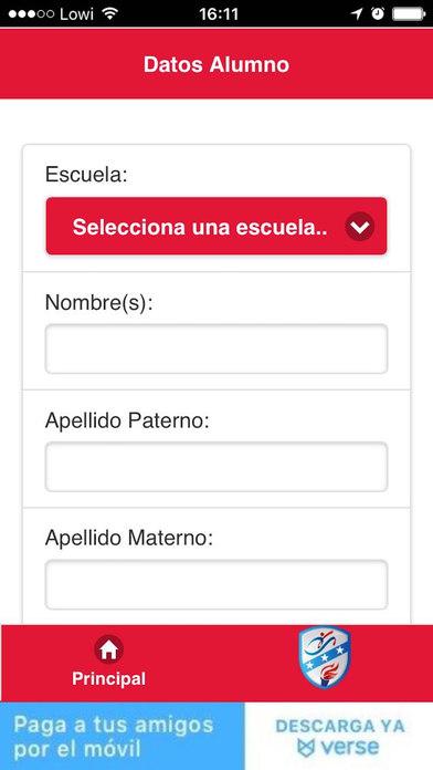 Colegiada Chihuahua screenshot 2