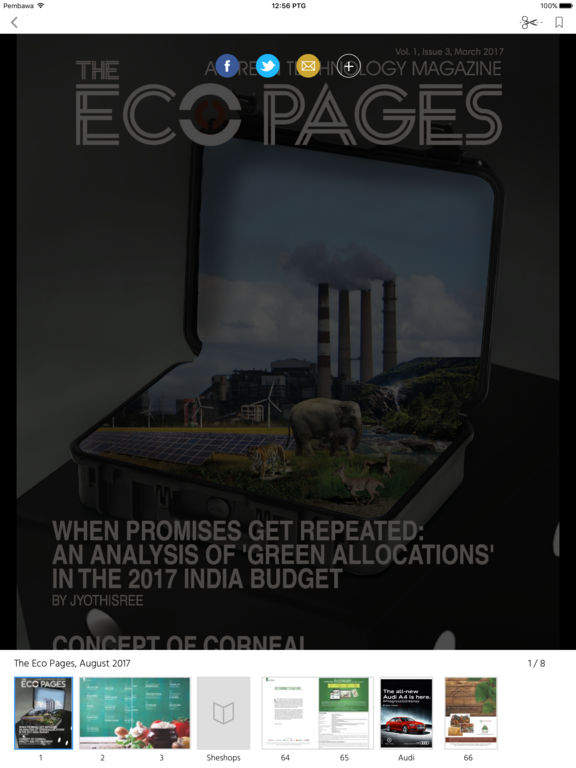 The Eco Pages screenshot 7