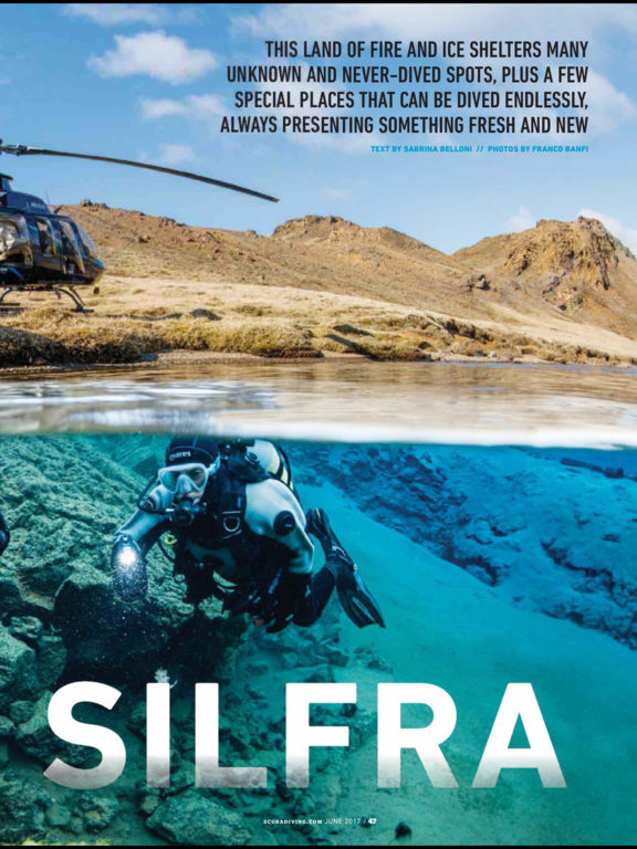 Scuba Diving Magazine screenshot 10