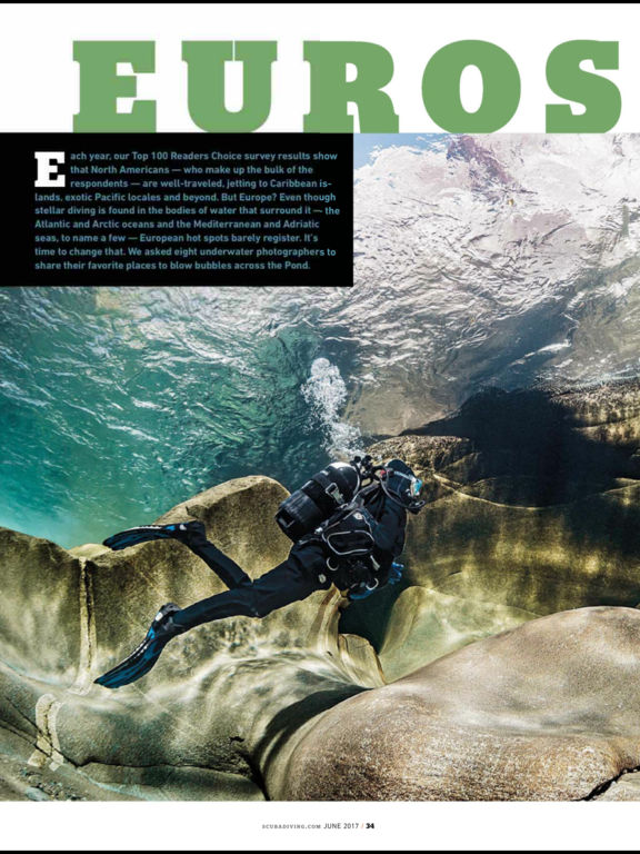 Scuba Diving Magazine screenshot 7