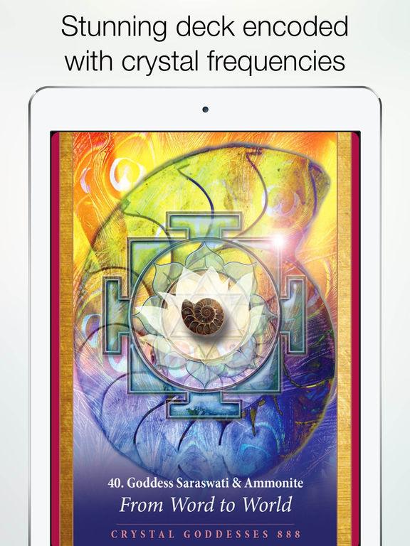 Crystal Mandala Oracle screenshot 7