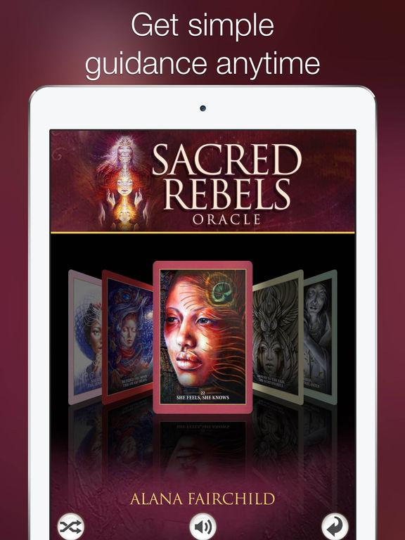 Sacred Rebels Oracle screenshot 7