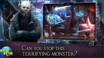 Grim Tales: Graywitch - Hidden Objects screenshot 2