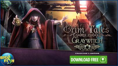 Grim Tales: Graywitch - Hidden Objects screenshot 5