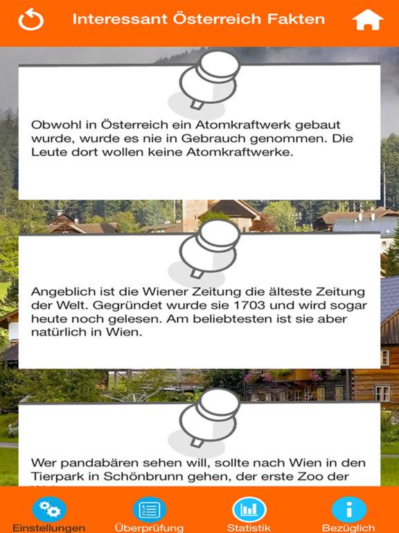 Österreich Wissenstests screenshot 10