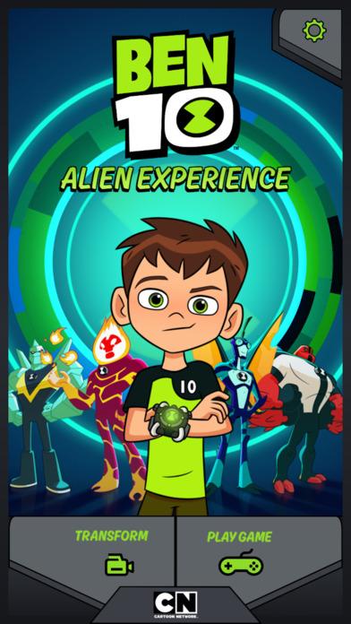 Ben 10: Alien Experience screenshot 1
