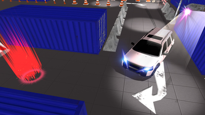 Extreme Prado City Parking Simulator screenshot 2
