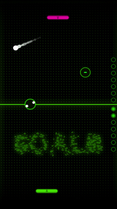 Neon Pong ® screenshot 1