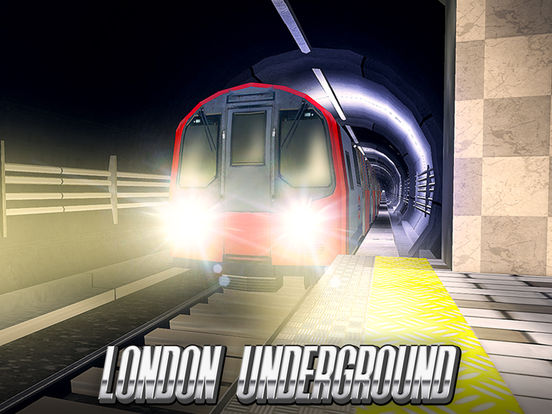 London Underground Simulator screenshot 5
