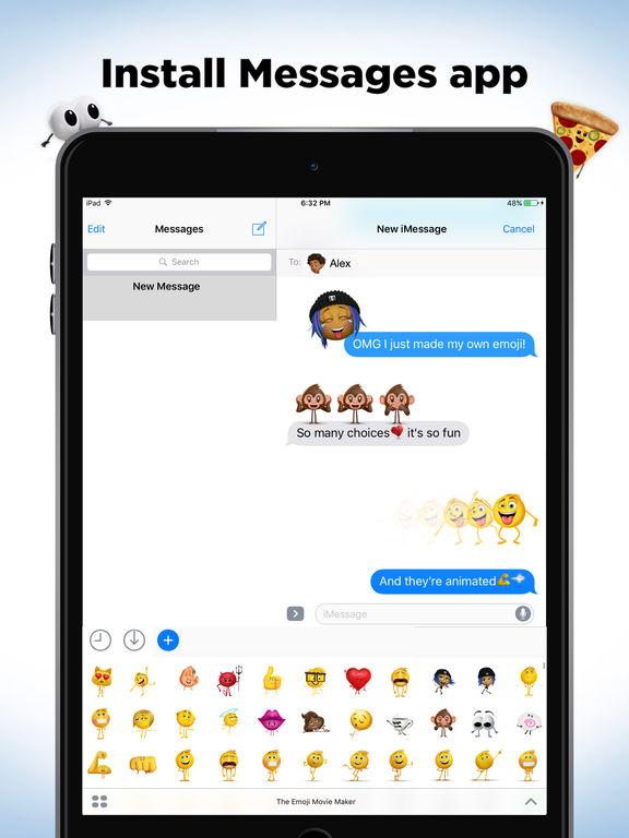 The Emoji Movie Maker screenshot 9