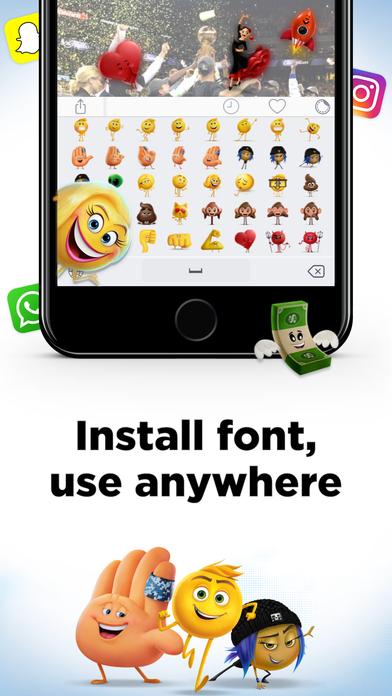 The Emoji Movie Maker screenshot 3
