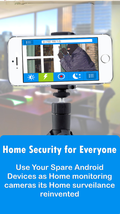 IP Webcam Home Security Surviliance Wifi Camera screenshot 2