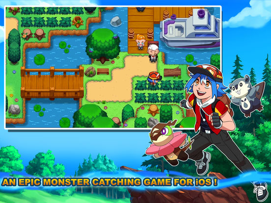 Nexomon screenshot 6