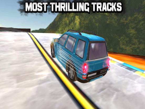 Impossible Lava Tracks screenshot 6