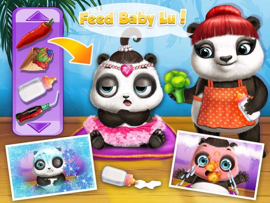 Panda Lu Baby Bear Care - No Ads screenshot 8