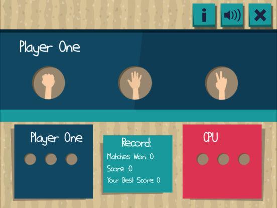 Rock Paper Scissors ® screenshot 7