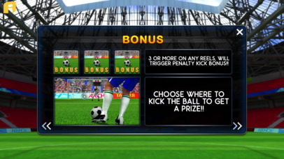Football Slot Machine screenshot 5