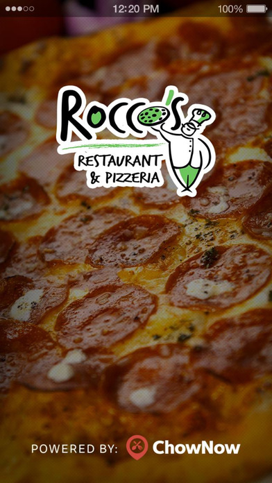 Rocco's Restaurant & Pizzeria screenshot 1