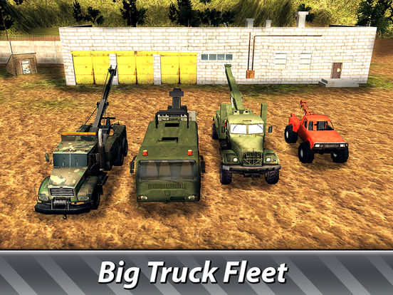 Tow Truck Offroad Driving screenshot 8