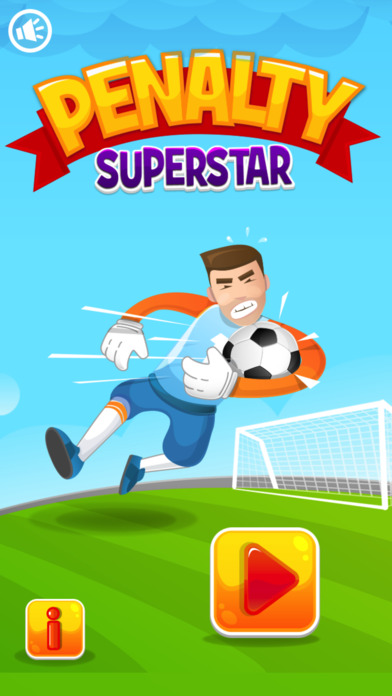 Penalty Superstar screenshot 1