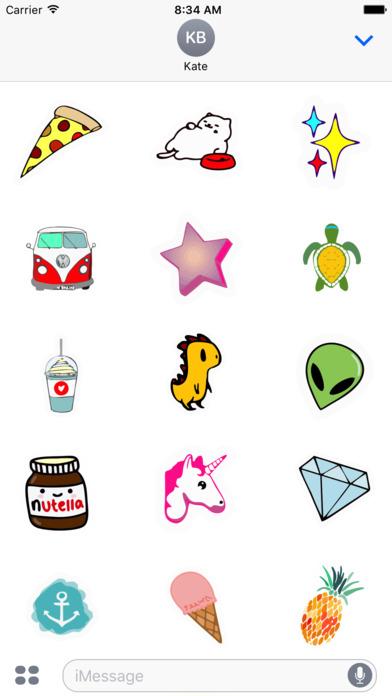 Little Big Sticker Pack screenshot 1