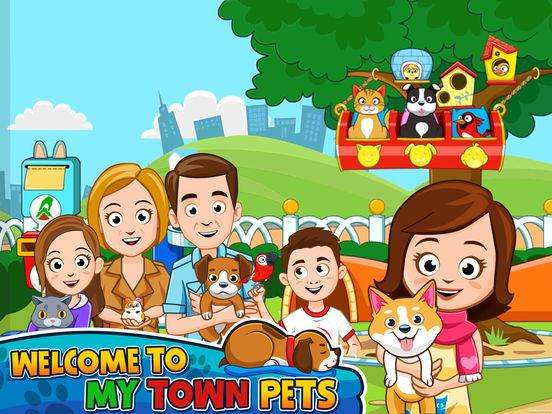 My Town : Pets screenshot 6