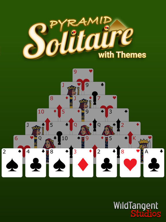 Pyramid Solitaire with Themes screenshot 10