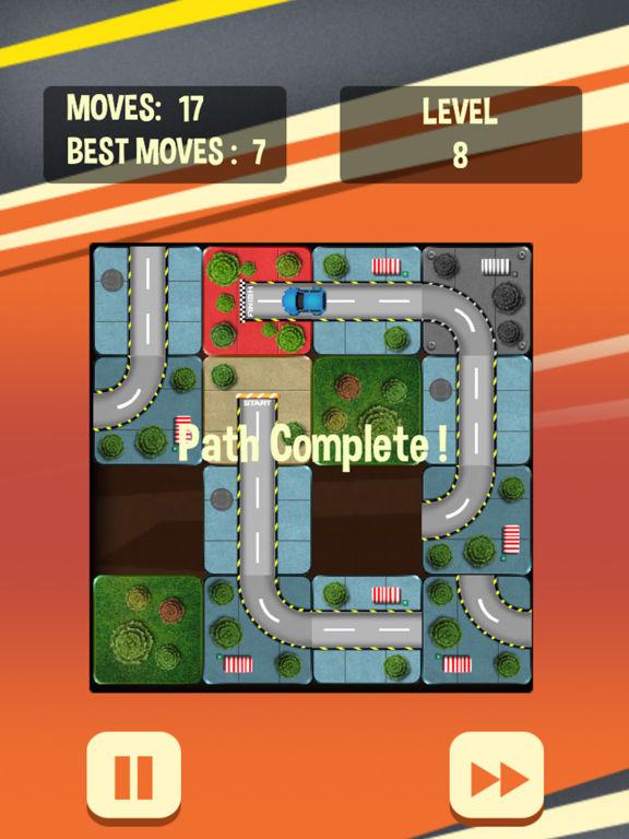 Road Maze Puzzle screenshot 6