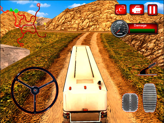 Off-Road Passenger Bus : A Public Transport screenshot 6