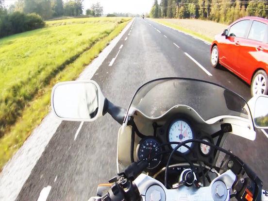VR Bike Motorcycle Race Pro with Google Cardboard screenshot 5