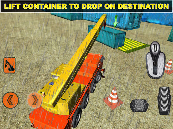 Loader Crane Simulator : Super Challeng-ing drive screenshot 5