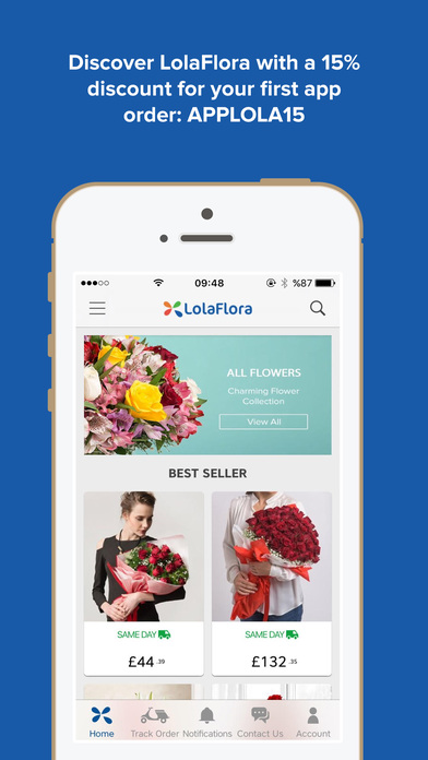 Lolaflora Flower Delivery Apps 148apps